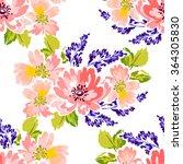 abstract elegance seamless...   Shutterstock . vector #364305830