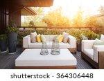 design and furniture in modern... | Shutterstock . vector #364306448