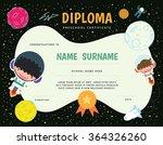 preschool elementary school... | Shutterstock .eps vector #364326260