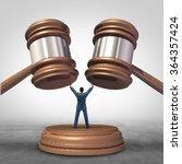 mediation resolution and... | Shutterstock . vector #364357424