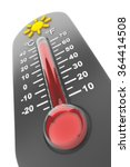 thermometer icon   3d...