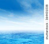 Concept Conceptual Sea Or Ocea...