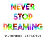 multicolored text. i crazy...   Shutterstock .eps vector #364437506