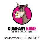 smile donkey logo