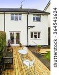 concrete house | Shutterstock . vector #364541624