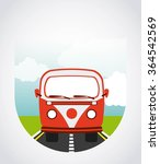 road concept design  | Shutterstock .eps vector #364542569