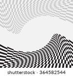 checkered background design... | Shutterstock .eps vector #364582544
