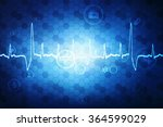 medical abstract background | Shutterstock . vector #364599029