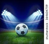 soccer stadium | Shutterstock .eps vector #364604759