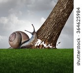 Strength Concept As A Snail...