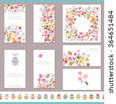 Floral Spring Templates With...