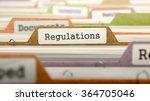 regulations   folder register... | Shutterstock . vector #364705046