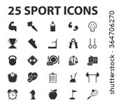 Sport Icons Set. Sport Icons...