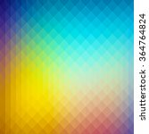 abstract gradient art geometric ... | Shutterstock .eps vector #364764824