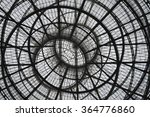 double exposure photo of round... | Shutterstock . vector #364776860