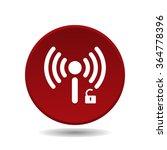 wireless network access is open ...   Shutterstock .eps vector #364778396