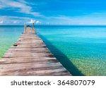 living is easy contemplating... | Shutterstock . vector #364807079