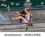kiev  ukraine   september 18 ... | Shutterstock . vector #364813460