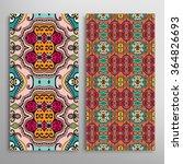 vertical seamless patterns... | Shutterstock .eps vector #364826693