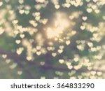 bright light from heaven in... | Shutterstock . vector #364833290