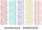 set of geometric patterns | Shutterstock .eps vector #364852628