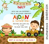 Safari Forest Birthday...