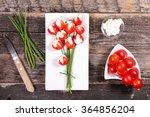 Tulip Creative With Tomato And...