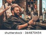 Great Time At Barbershop....