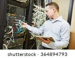 networking service. network... | Shutterstock . vector #364894793