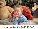 boy on a light background | Shutterstock . vector #364942868