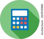 calculator | Shutterstock .eps vector #364945880