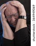 old man | Shutterstock . vector #364949069