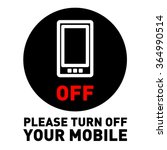 Please Turn Off Your Mobile...