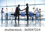 business people working working ... | Shutterstock . vector #365047214