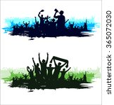 advertising poster for sports...   Shutterstock .eps vector #365072030