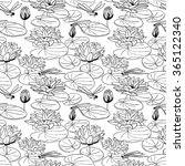 Doodle Seamless Pattern With A...