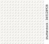 white plastic construction...   Shutterstock .eps vector #365128928