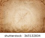 pirate and nautical theme... | Shutterstock . vector #365132834