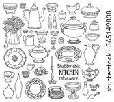 hand drawn vector illustration...   Shutterstock .eps vector #365149838