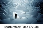 businessman choosing his... | Shutterstock . vector #365179238