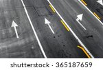 background with tire marks on... | Shutterstock . vector #365187659