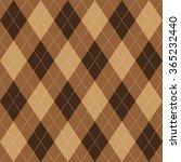 argyle basic seamless texture... | Shutterstock . vector #365232440