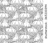 Seamless Garden Pattern In...
