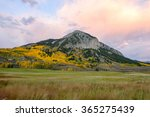 Sunset Crested Butte   Autumn...