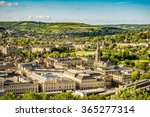 City Of Bath  Somerset  Englan...