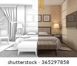 3d Render Of Design Of A...