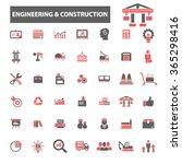 engineering  construction ...   Shutterstock .eps vector #365298416