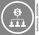 industrial bank clients vector... | Shutterstock .eps vector #365402384