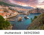 View On Ancient Castle In...