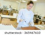 chocolatier | Shutterstock . vector #365467610